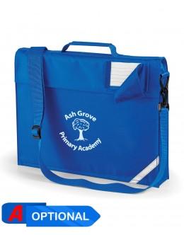 Ash Grove Junior Book Bag with Strap