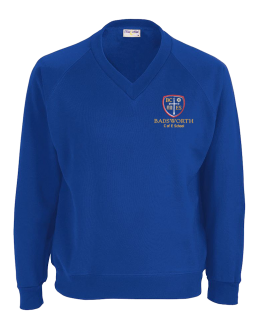 Badsworth C of E Infant & Junior V-Neck Jumper
