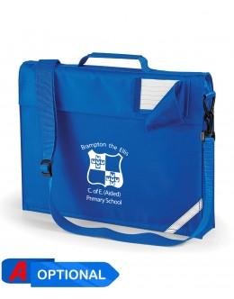 Brampton Ellis C of E Junior Book Bag with Strap