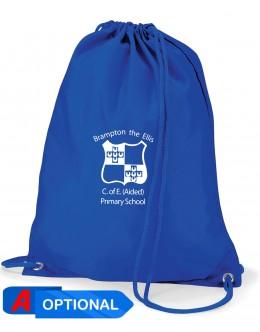 Brampton Ellis C of E PE Bag