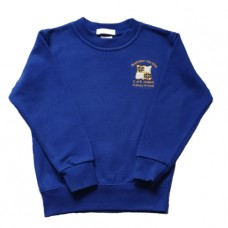 Brampton Ellis C of E School Crew Neck Sweat