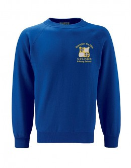 Brampton Ellis C of E School Crew Neck