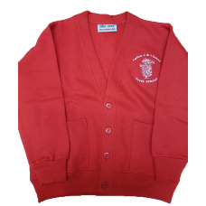 Carlton Junior & Infant School Cardigan