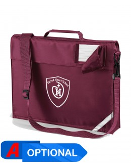 Sacred Heart Catholic Primary School Junior book bag with strap