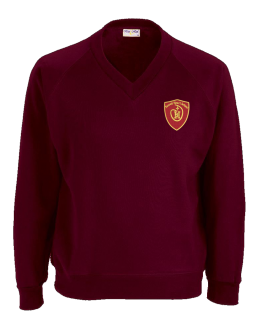 Sacred Heart Catholic Primary School V-Neck Jumper