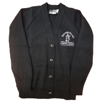 South Kirkby Academy Girls Knitted Cardigan