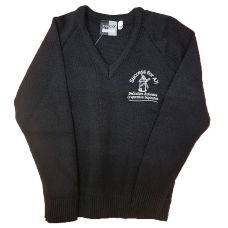 South Kirkby Academy V-Neck Jumper