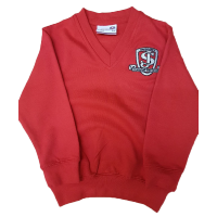 St Joseph's Catholic School V-Neck Jumper