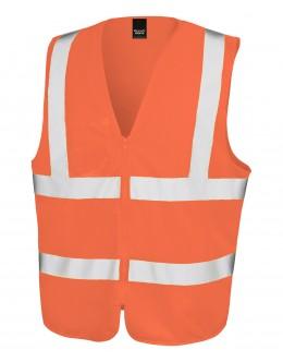 Zip ID Safety Vest