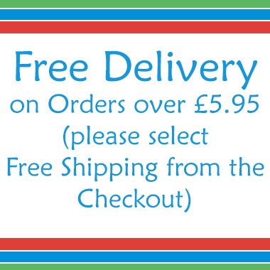 Free Delivery Advert